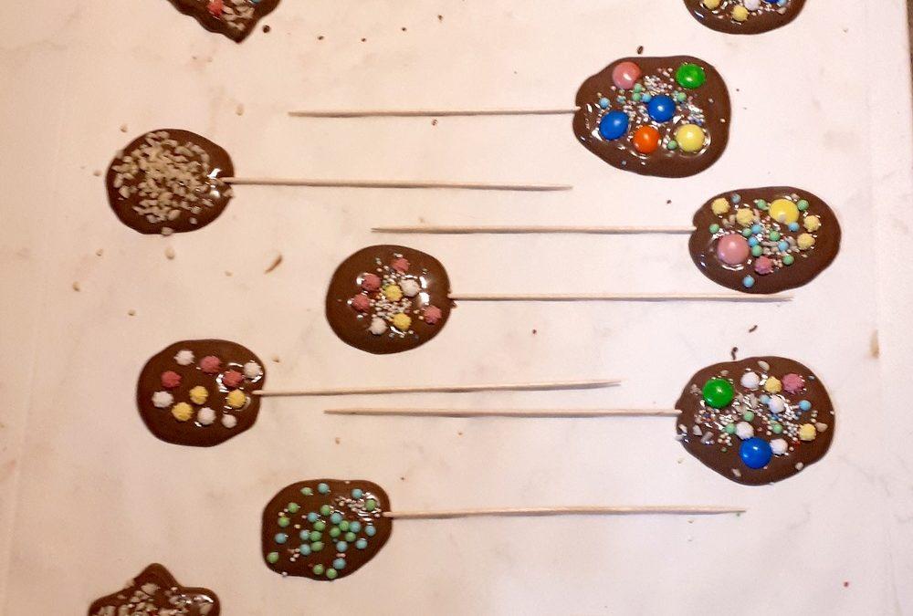 Čokoladne lizike